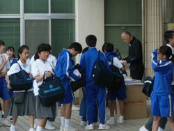 東 中学校 三木